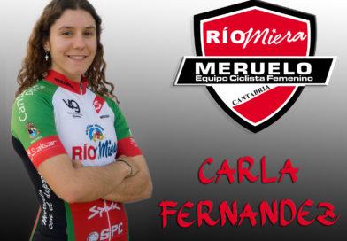 Carla Fernández, talento de la base para el Río Miera-Cantabria Deporte 2020