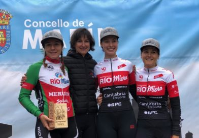 Gran nivel y primeros puntos UCI del año en Marín