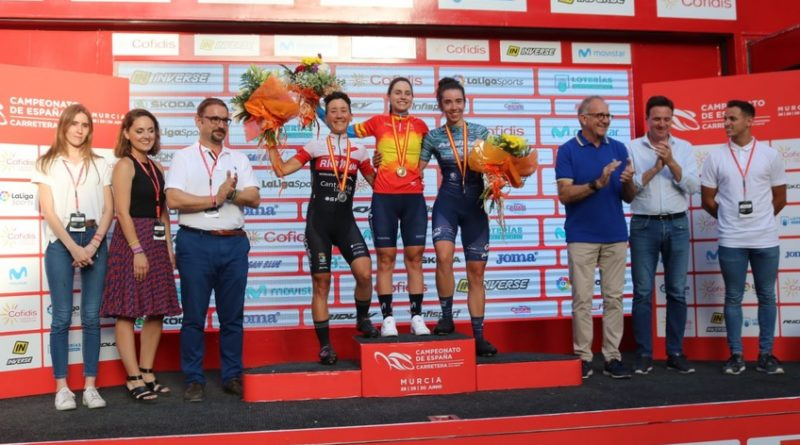 irene-mendez-podio-cto-espana-2019