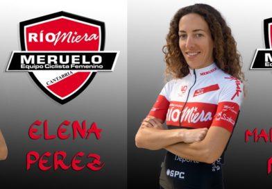 María Medina y Elena Pérez, dos renovaciones más para 2020
