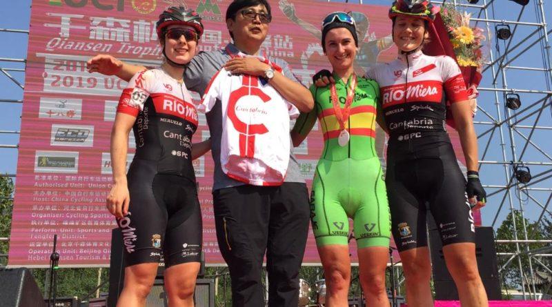 Doble podio y buena imagen para empezar el Cx en China