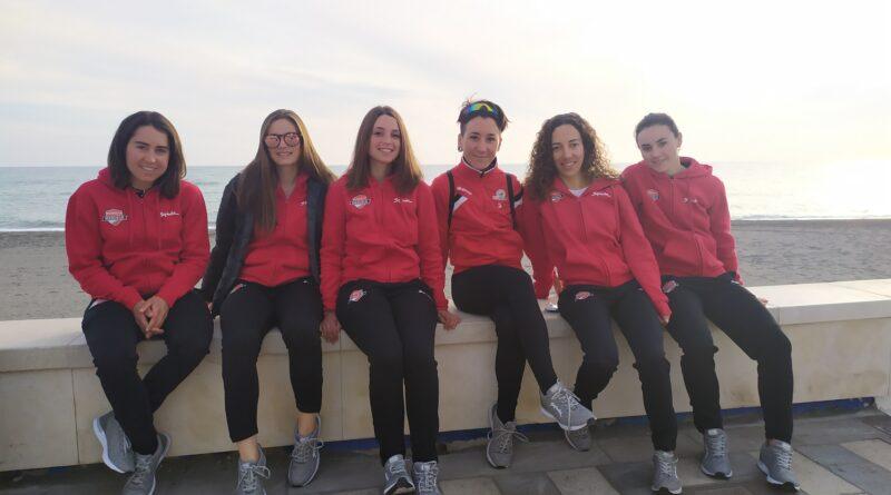 El Río Miera-Cantabria Deporte prepara las próximas carreras en Málaga