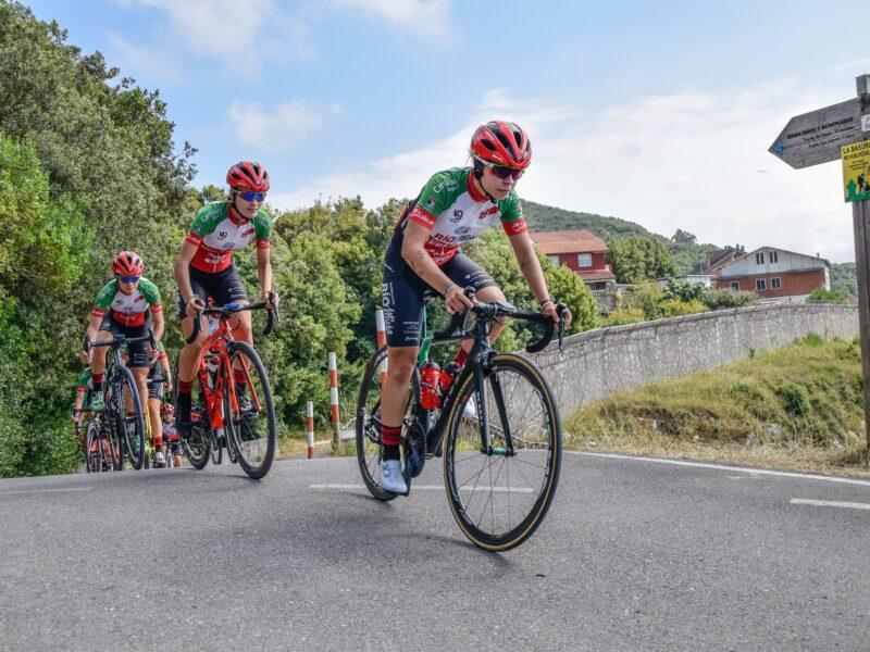 Fin de semana de Euskaldun con el equipo en pleno