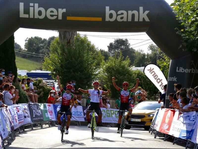 Matrícula de honor en la Vuelta a Cantabria