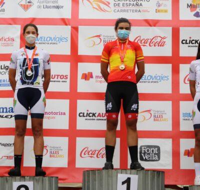 Eva Anguela, nueva campeona de España junior