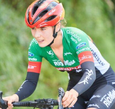 Lucía Ruiz, desde Riaño al Mundial de Flandes