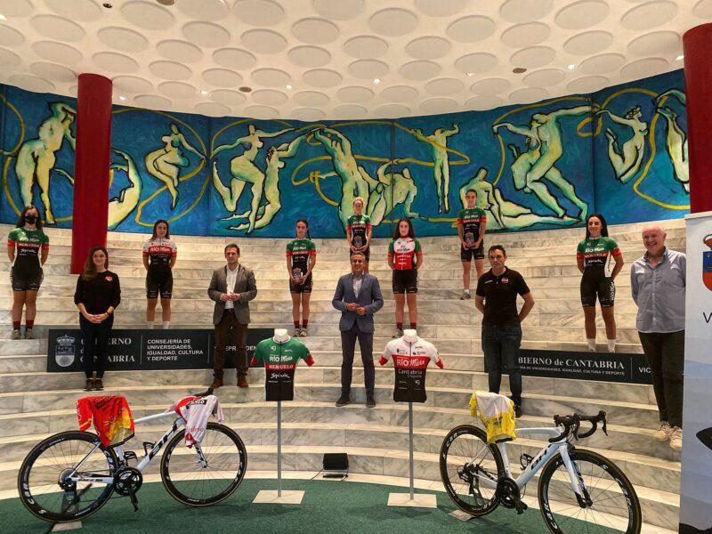 El Río Miera-Cantabria Deporte solicita la licencia UCI para 2022